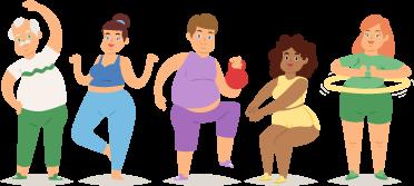 deporte y obesidad
