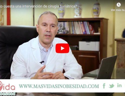 Cuánto cuesta una intervención de cirugía bariátrica?
